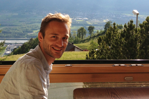 Peter Doggers in Liechtenstein