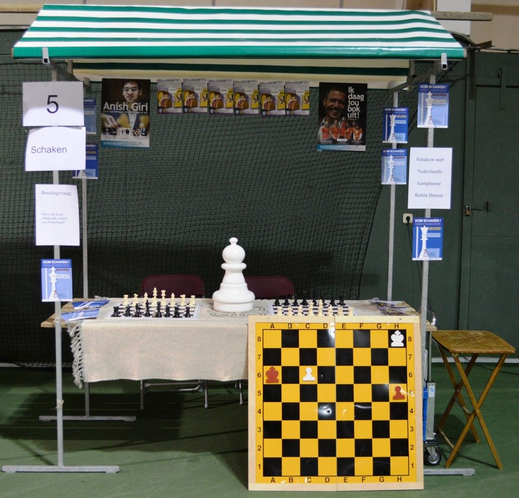 schaak familie van foreest